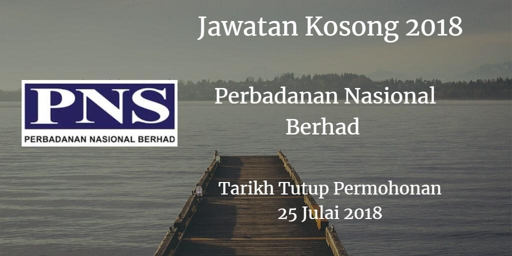 Jawatan Kosong PNS 25 Julai 2018