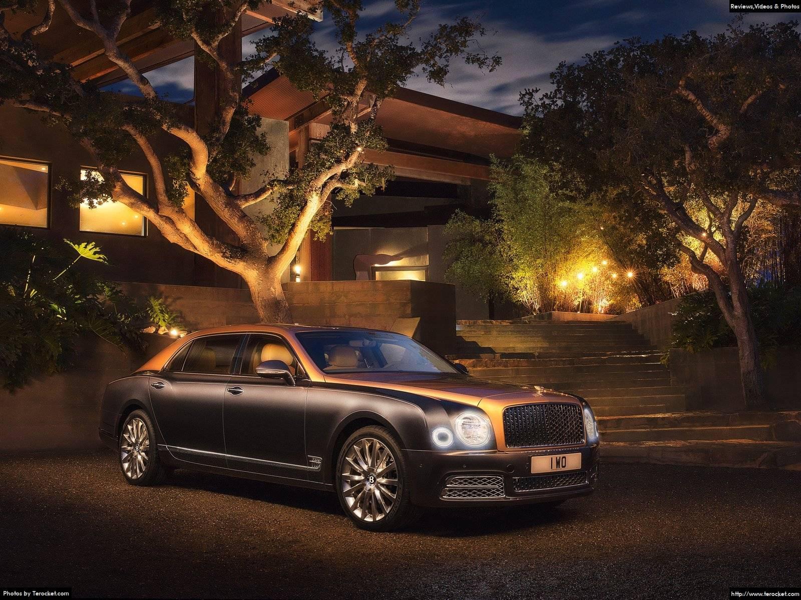 Hình ảnh xe ô tô Bentley Mulsanne EWB 2017 & nội ngoại thất