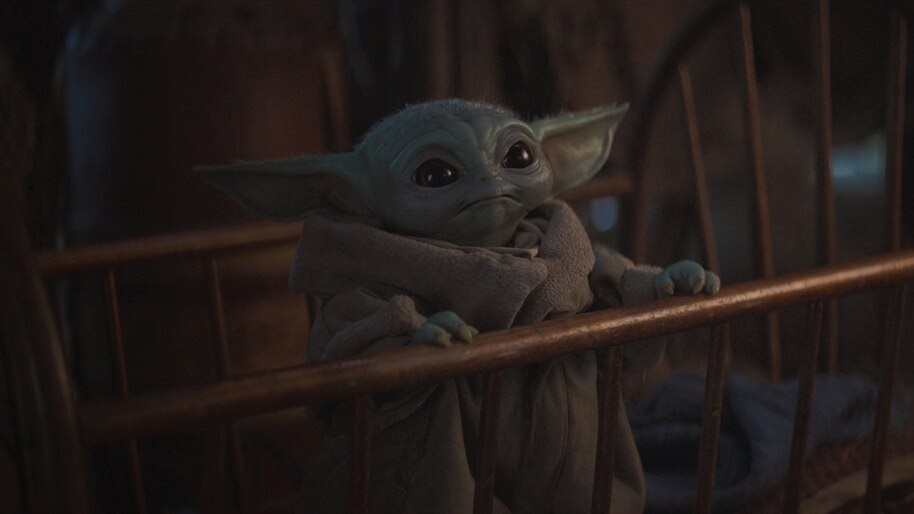 Cool Background Baby Yoda Wallpaper My Petite Cottage