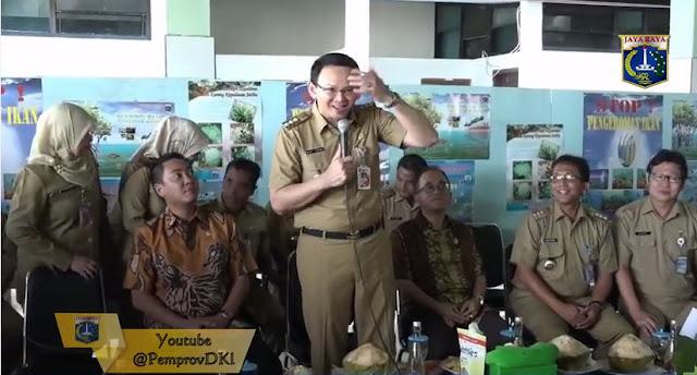 Berharap Pilkada DKI Jakarta Cepat Berakhir