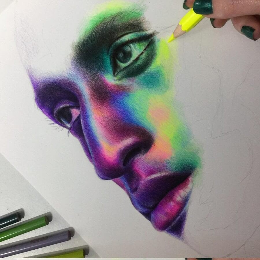 08-Portrait-4-Jenna-Very-Vivid-Colors-in-Varied-Drawings-www-designstack-co
