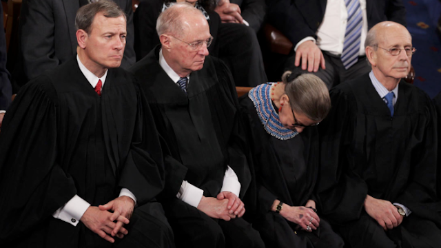 Larry Elder: If Kavanaugh Is 'Partisan' Should We Impeach Ginsburg?