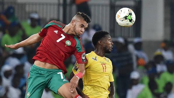 Málaga, En-Nesyri ya anda concentrado con Marruecos