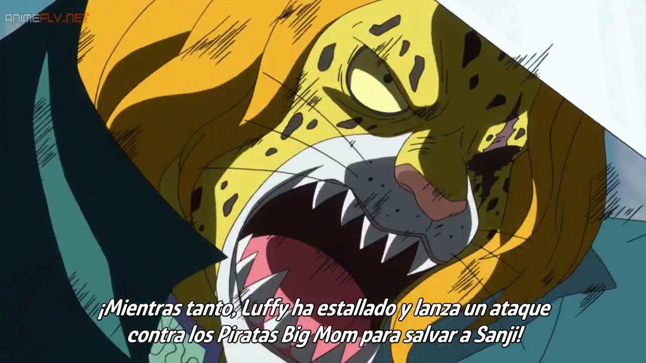 One Piece 820 | EN VIVO | EN DIRECTO