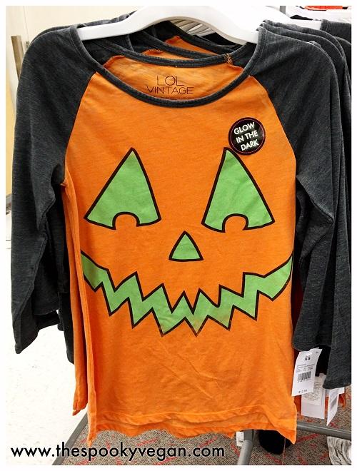 The Spooky Vegan: Halloween 2016 Shirts at Target