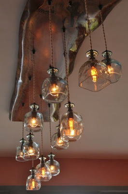 DIY lámparas