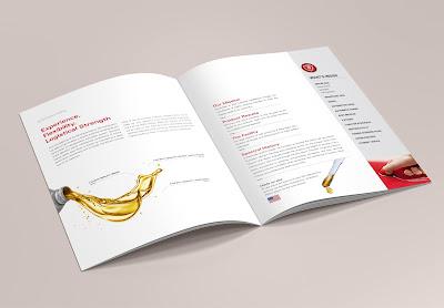 Mẫu catalogue giới thiệu sản phẩm