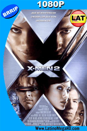 X-Men II (2003) Latino HD 1080P ()