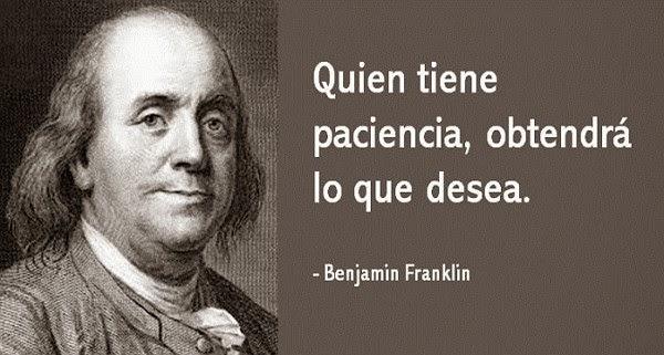 Frases De Benjamin Franklin Prestamos Para Funcionarios Bbva