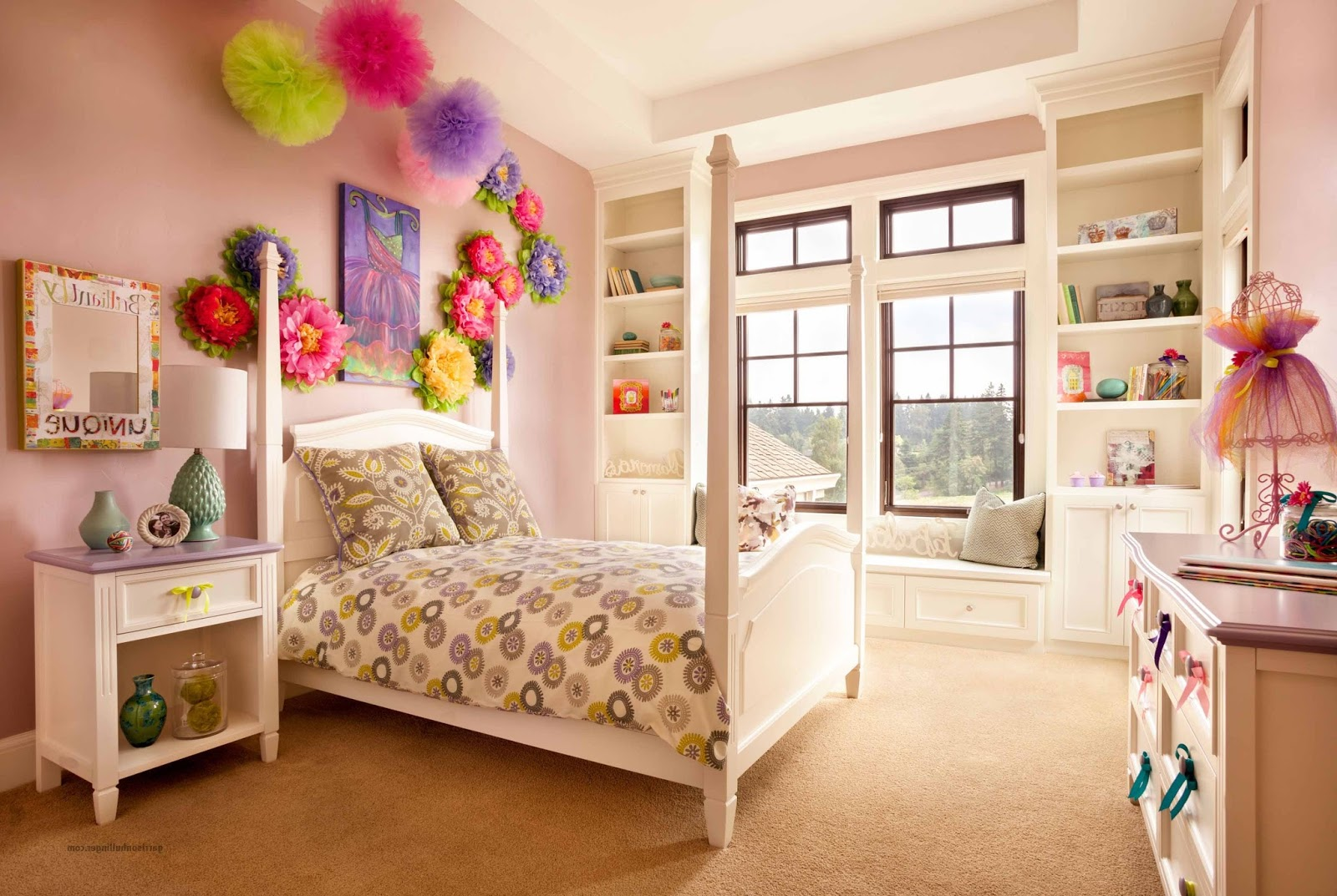 Awesome Cute Toddler Girl Room Ideas Interior