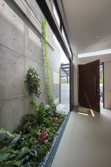 ideias jardim lateral estreito
