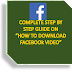 How to Download Facebook Videos - Paklink360