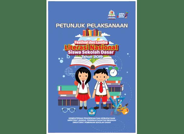 Juklak FL2N (Festival dan Lomba Literasi Nasional) SD Tahun 2019