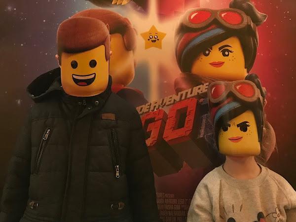 La Grande Aventure Lego 2 #cine