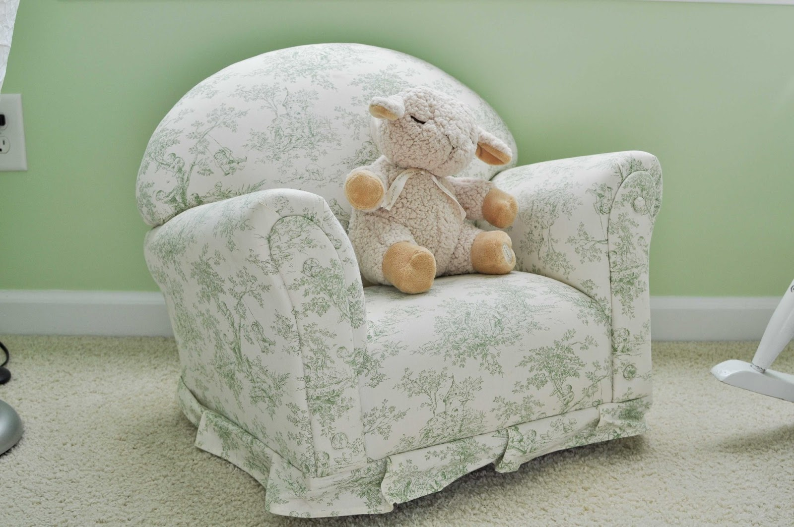 Aunt Priscilla Has A Rocking Chair Outdoor Fabric Mesh Forever After Blog December 2012