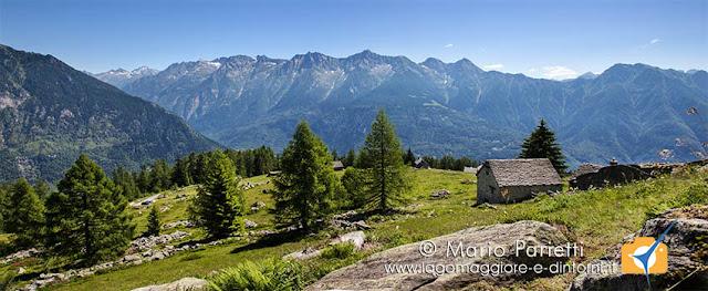Alpe Deccia valle Antigorio