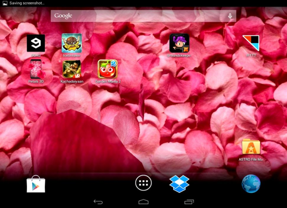 Petals 3D Live Wallpaper – Soft for Android 2018 – Free download