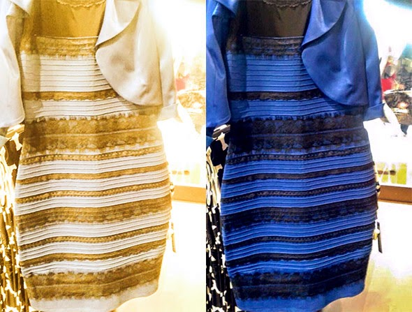 Blue And Black White And Gold Dress Goes Viral Amp The