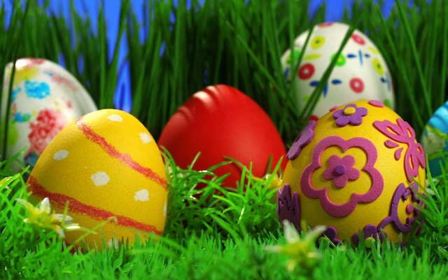 Easter Egg Images | Decorated Chocolate And Cadbury Easter Egg Images