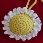patron gratis flor amigurumi | free amiguru pattern flower