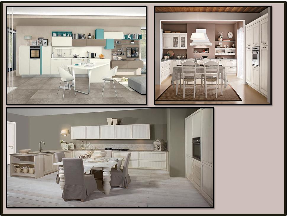 Parete Colorata In Cucina Quale Colore Cucine  parete colorata in cucina gena design, come ...