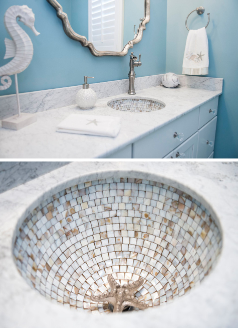 Starfish Sink Drain Cover