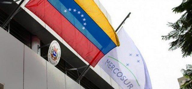 Cancilleres de Mercosur confirman suspensión de Venezuela como miembro pleno