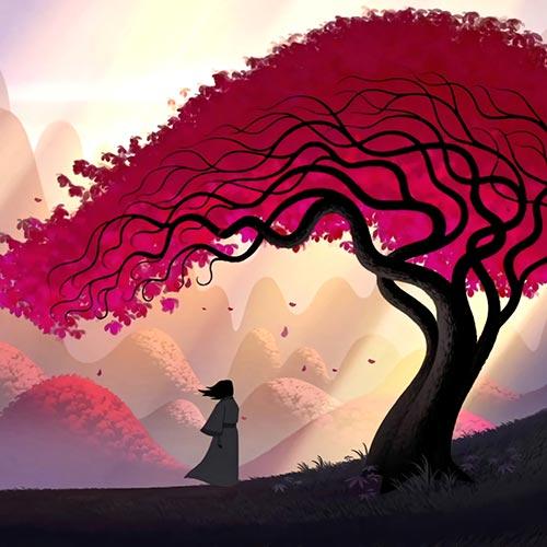 Samurai Jack Ending Animated Wallpaper Engine