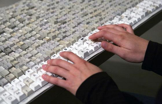 World Of Wallpapers World Biggest Keyboard