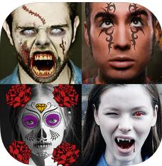 Tải app chỉnh sửa ảnh cực độc và đẹp phong cách ma quái cho IOS
