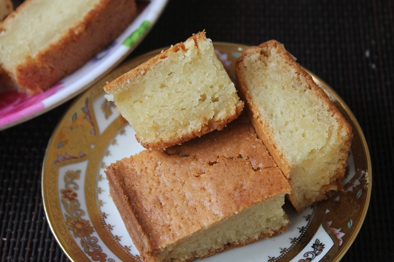 Great Eggless Cake Recipe And Review