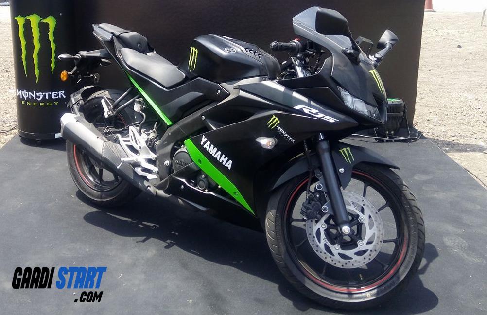 Top Yamaha R15 V3 Modification in india - Gaadistart com