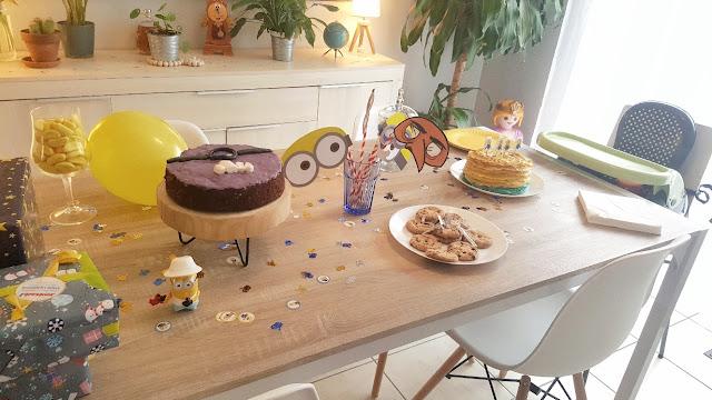 idees-recettes-gateau-anniversaire-enfant-minion