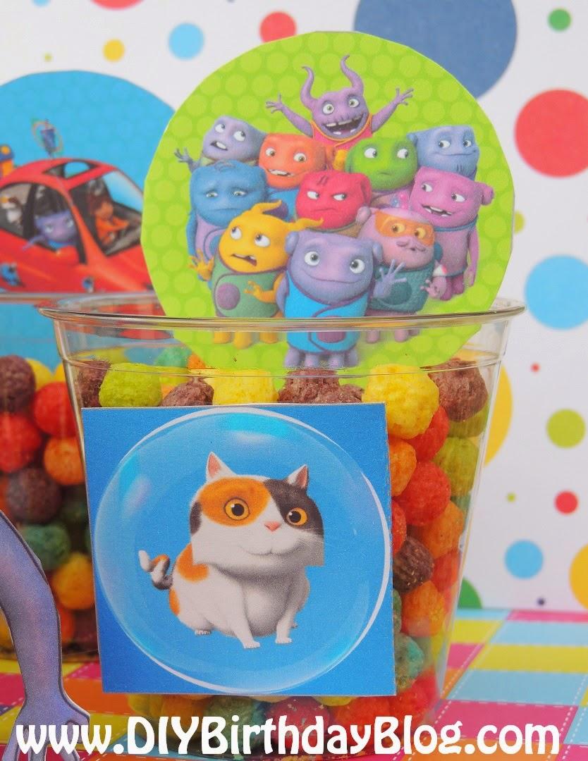 Church House Collection Blog: Home Birthday Party Idea ...