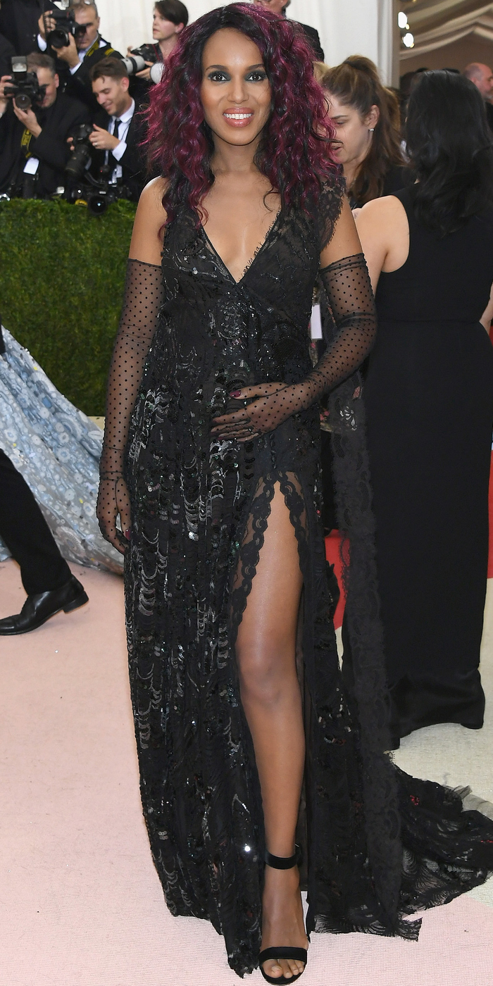 Kerry Washington 2016 Met Gala