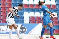 Τα στιγμιότυπα του ματς Παναιγιάλειος - Απόλλων Σμύρνης 0-0