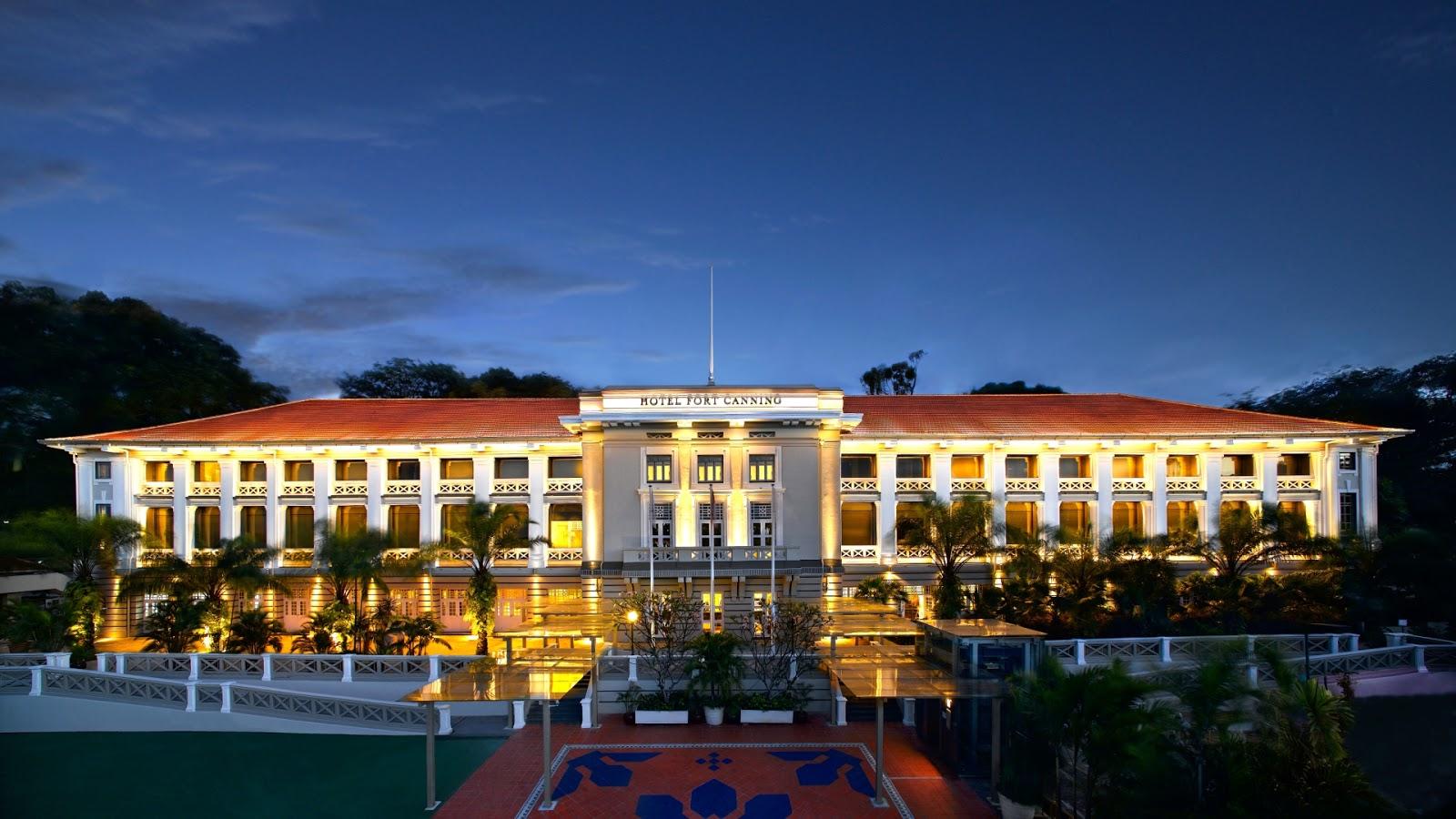 Inilah Hotel Mewah Premium Di Singapura
