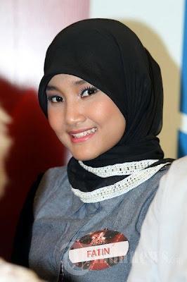Fatin X Factor Indonesia