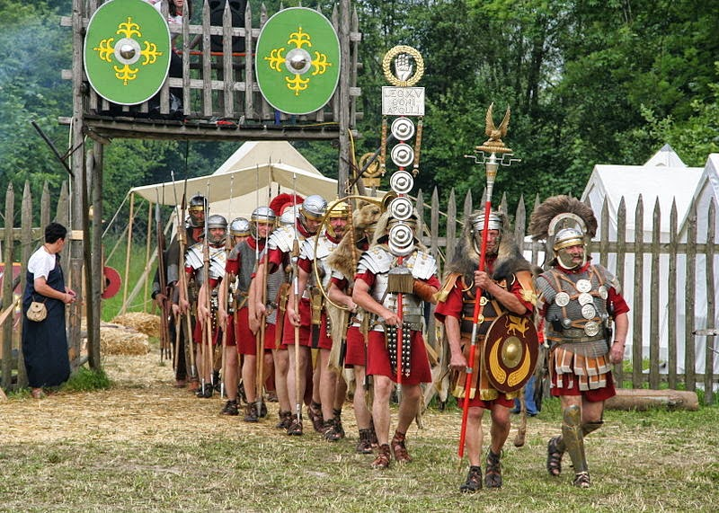 The Lost Roman Legion 1
