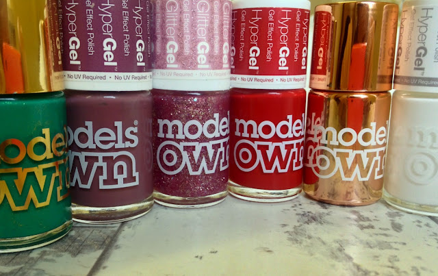 Models Own Favourite Nail Polishes