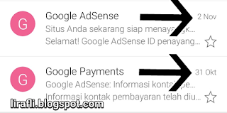 Tips Agar Cepat Dapat Diterima Full Approve Google Adsense