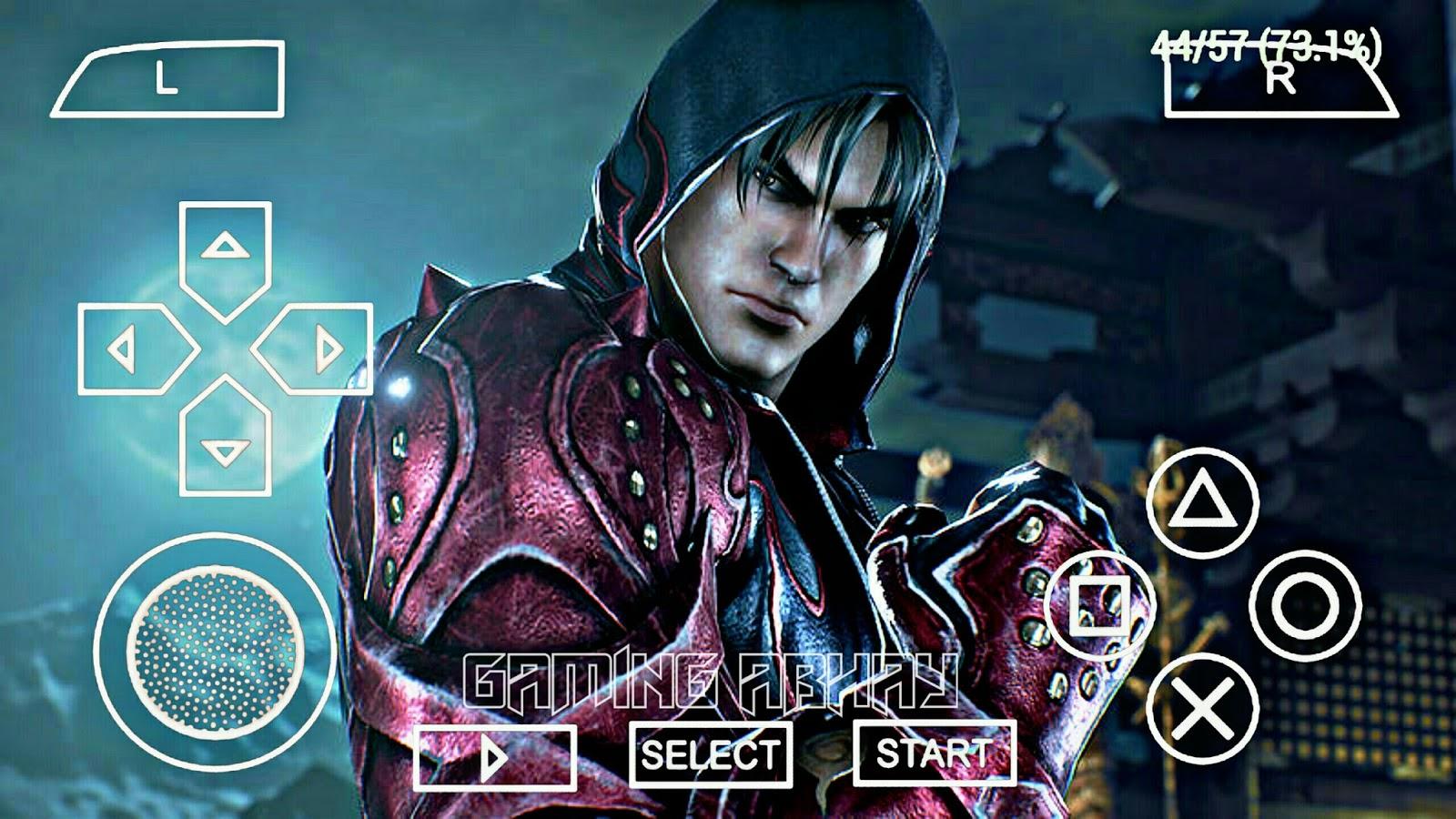 TEKKEN 7 ISO PPSSPP ~ Gamer Arun