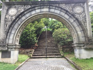 Hobart's Botanical Gardens