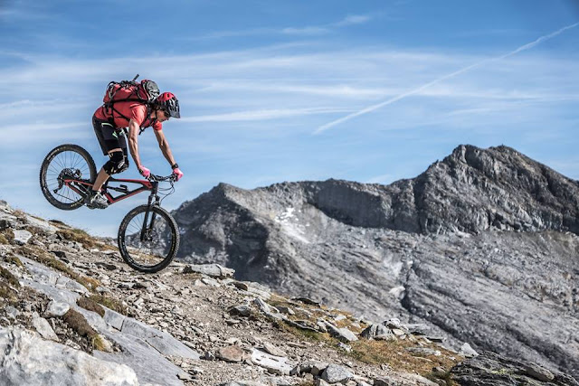 Downhill Hochfeiler Sterzing MTB