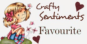 favorite chez Crafty Sentiments