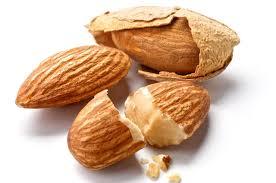 Almond, Jenis kacang yang menyehatkan