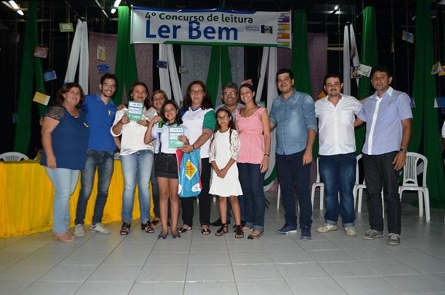4ª Concurso Ler Bem incentiva estudantes da rede municipal de ensino de Santa Cruz