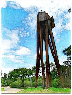 Monumento ao Marechal Castelo Branco - Parque Moinhos de Vento