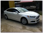 2013 Ford Fusion WINDOW TINT