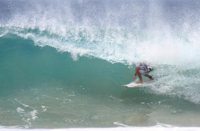 Hang Loose Pro Contest 2011 Fernando de Noronha (Brasil hodei Collazo